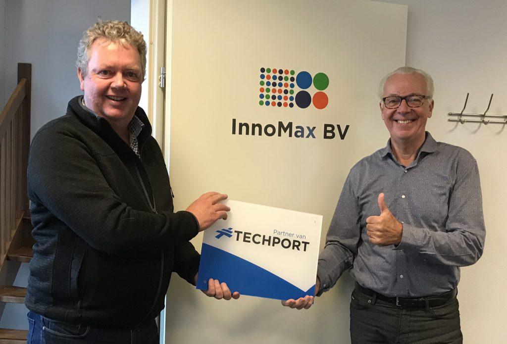 Techport InnoMax nieuwe partner